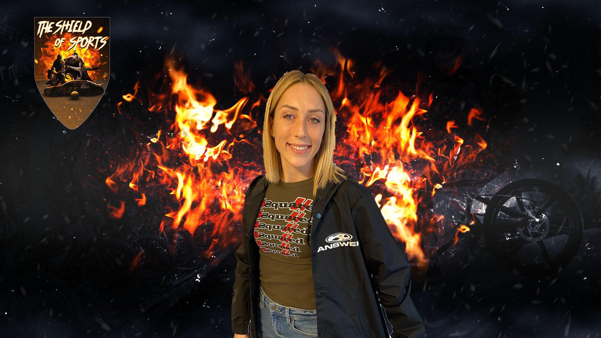 Felicia Stancil firma con Ssquared Factory Team per il 2021