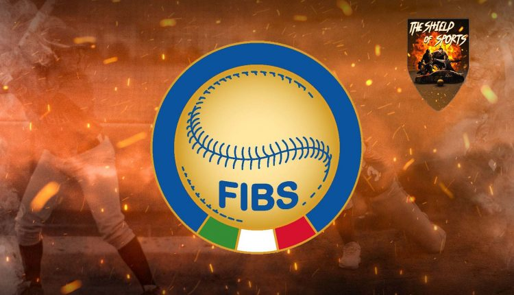 FIBS: ecco quando ci sarà il sorteggio di EuroBaseball 2021