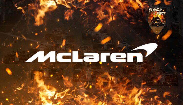 McLaren annuncia l'ingresso in Extreme E nel 2022
