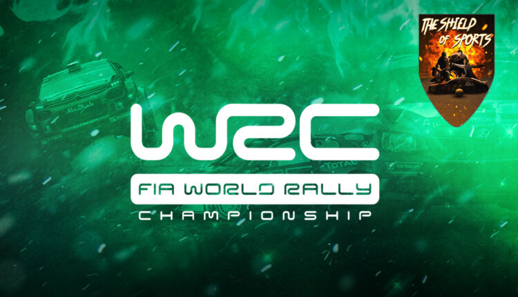 Mads Ostberg penalizzato al termine del Rally Italia