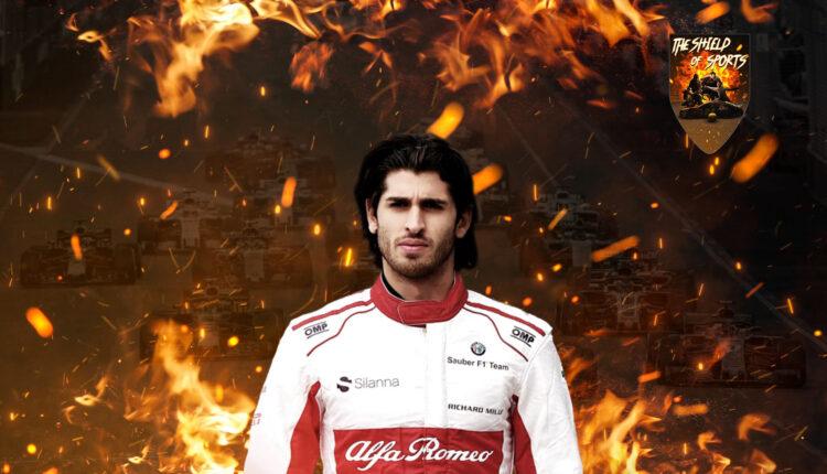 Antonio Giovinazzi: nel GP dell'Azerbaijan punto alla Q3