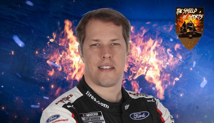 Brad Keselowski è un nuovo pilota della Roush Fenway Racing