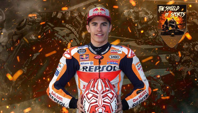 MotoGP: Marc Marquez non parteciperà alla prima gara