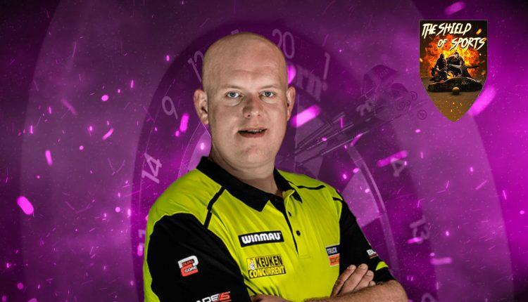 Michael van Gerwen commenta lo scandalo darts