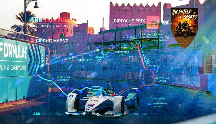 Formula E: i risultati delle FP1 dell'ePrix di Diriyah