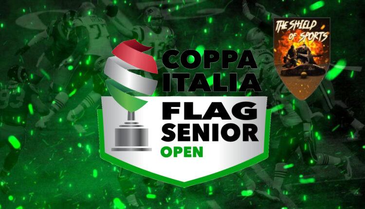 I Refoli Trieste hanno vinto la Coppa Italia di Flag Football