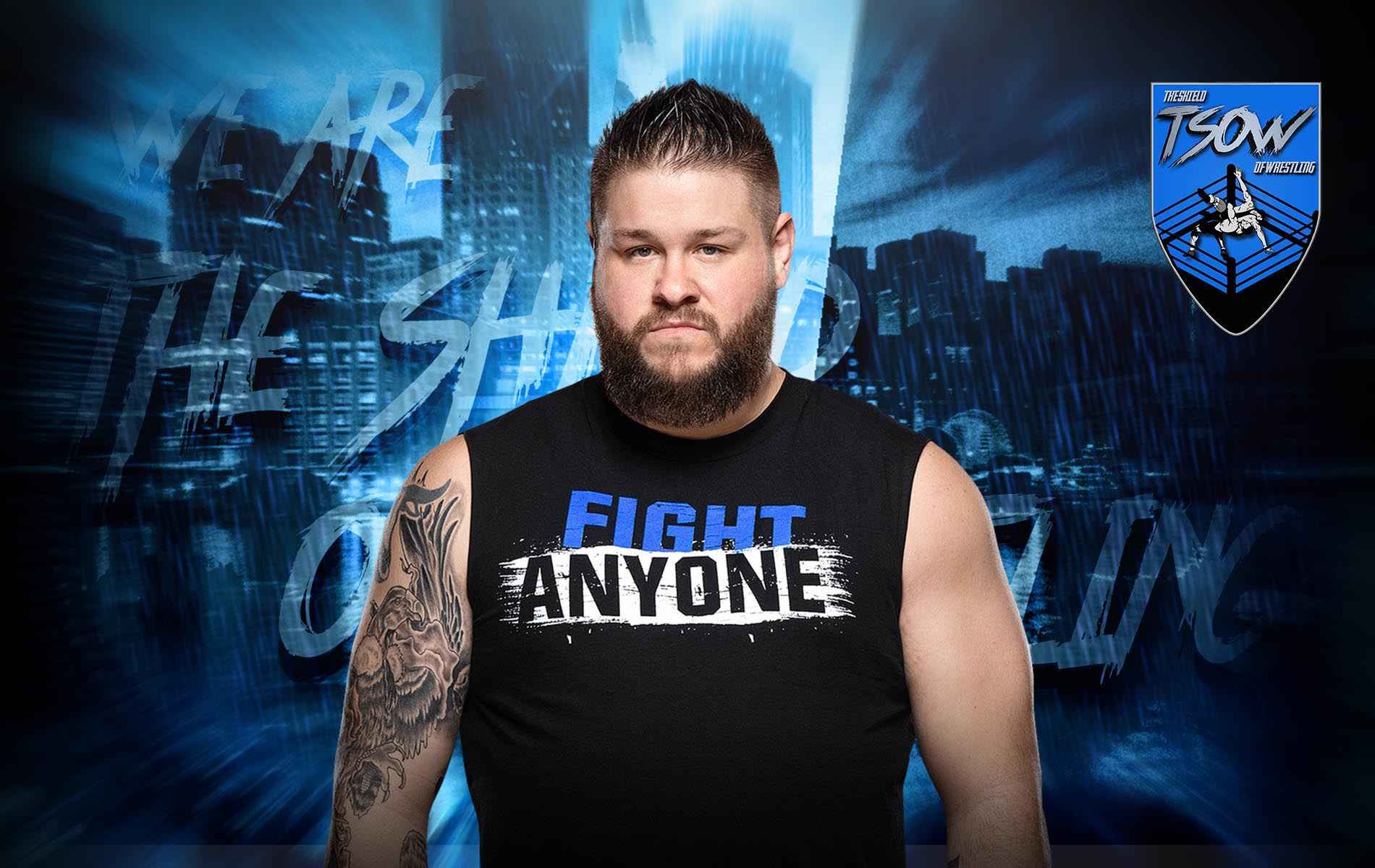 Kevin Owens vuole vincere il Money In The Bank