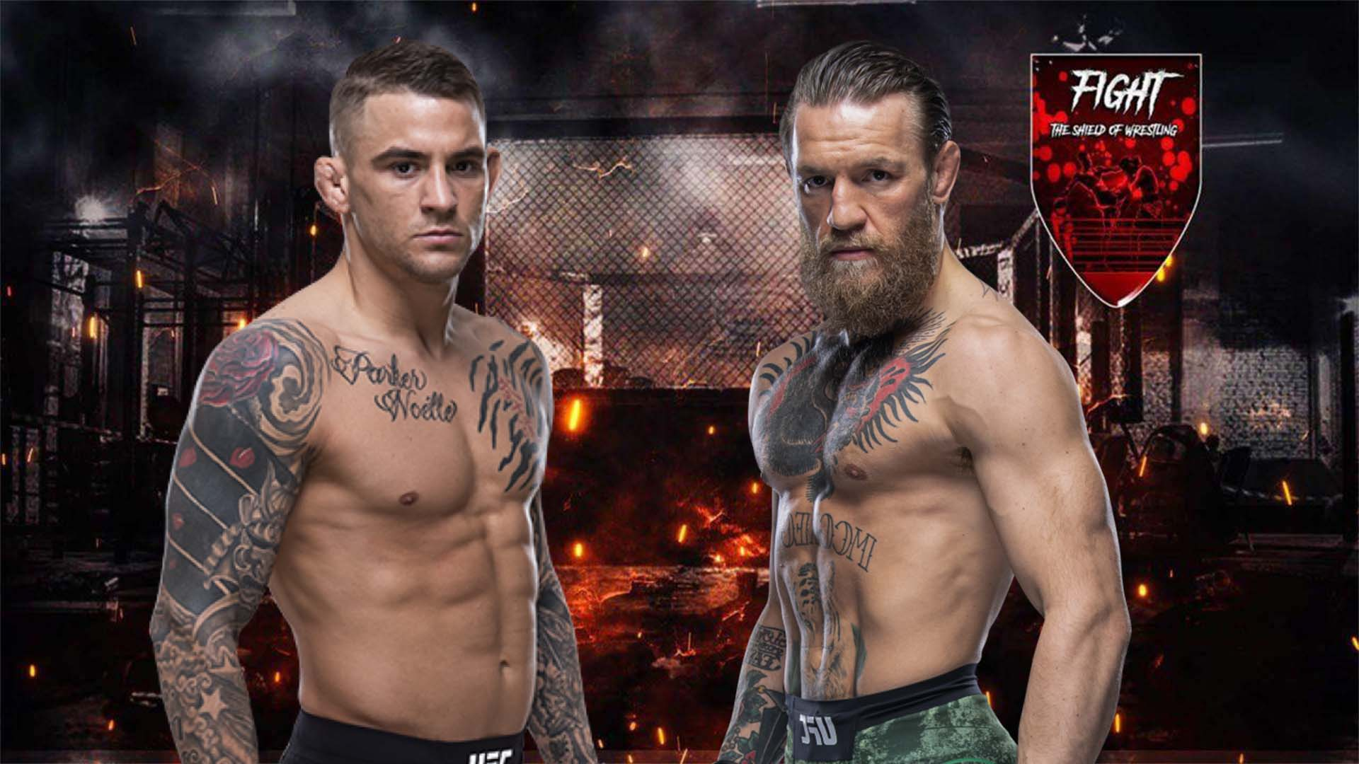 Conor McGregor vs Dustin Poirier nei piani per UFC 264?