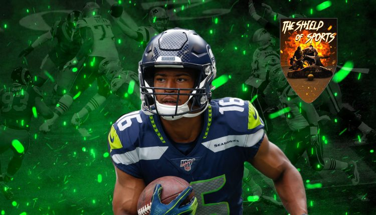 Tyler Lockett rinnova con Seattle