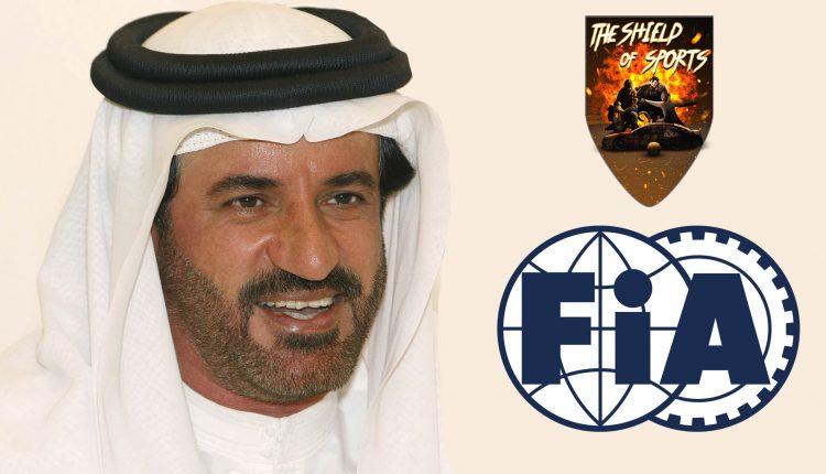 Mohammed Ben Sulayem si candida alla presidenza FIA