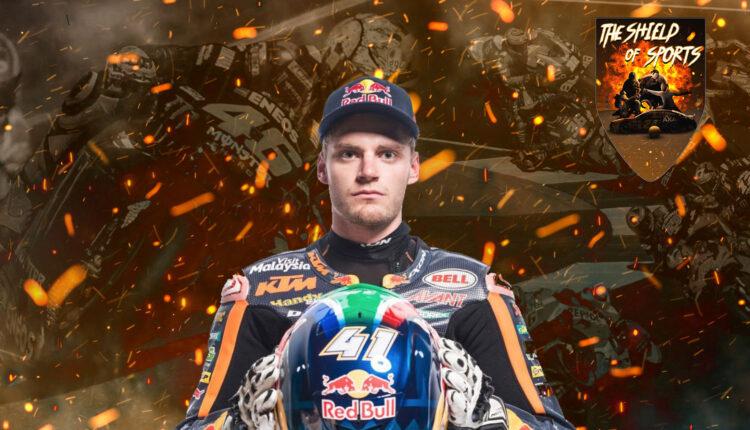 Brad Binder rinnova con KTM fino al 2024