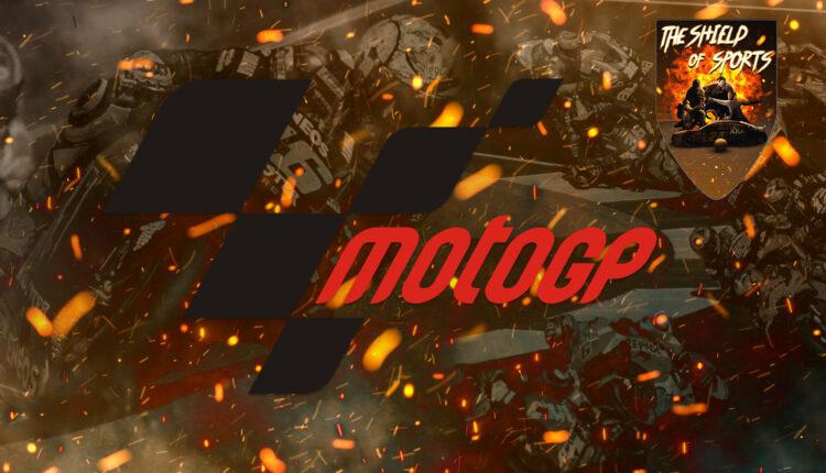 Curioso incidente per Marco Bezzecchi in Moto2