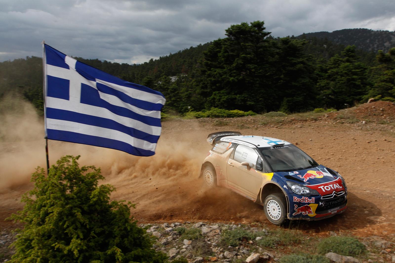 WRC: Torna il Rally dell'Acropoli