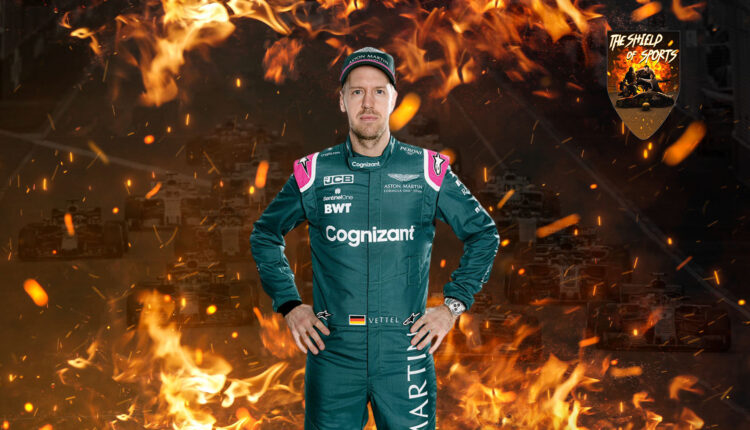 Sebastian Vettel si prende le colpe per il pit-stop