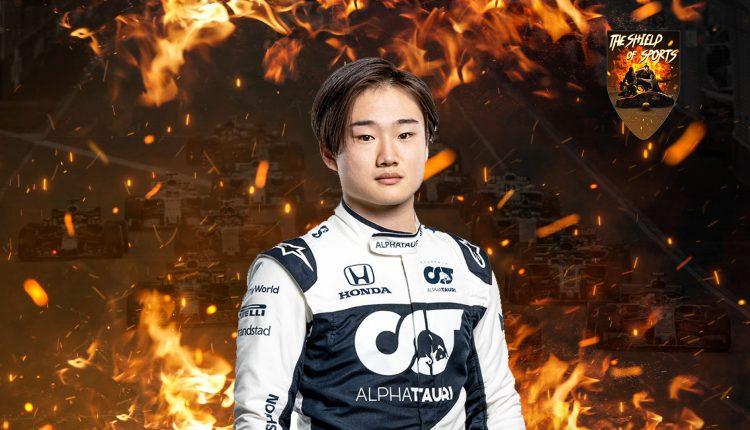 Red Bull: non vogliamo bruciare le tappe con Yuki Tsunoda