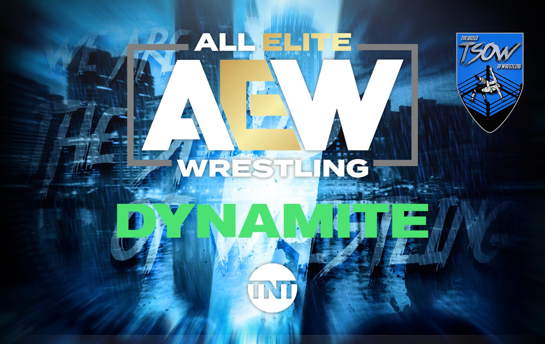 AEW Dynamite: annunciato Blood And Guts Match