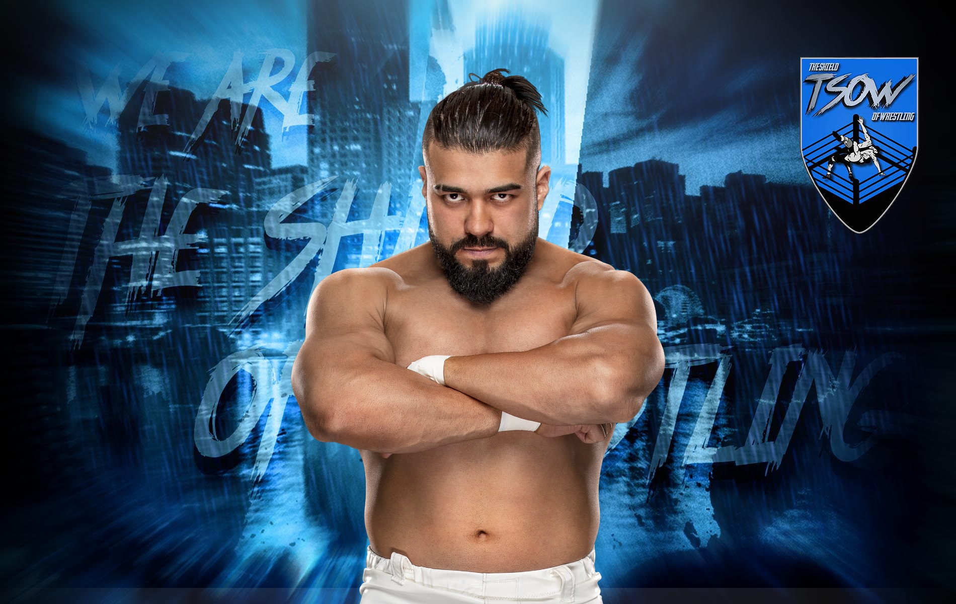 Andrade lotterà in questa WrestleMania Week?