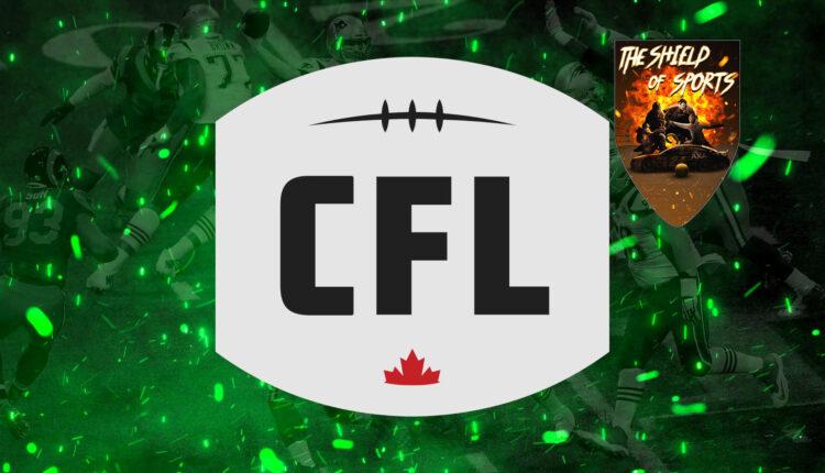 CFL 2021: Il meglio della Week 6