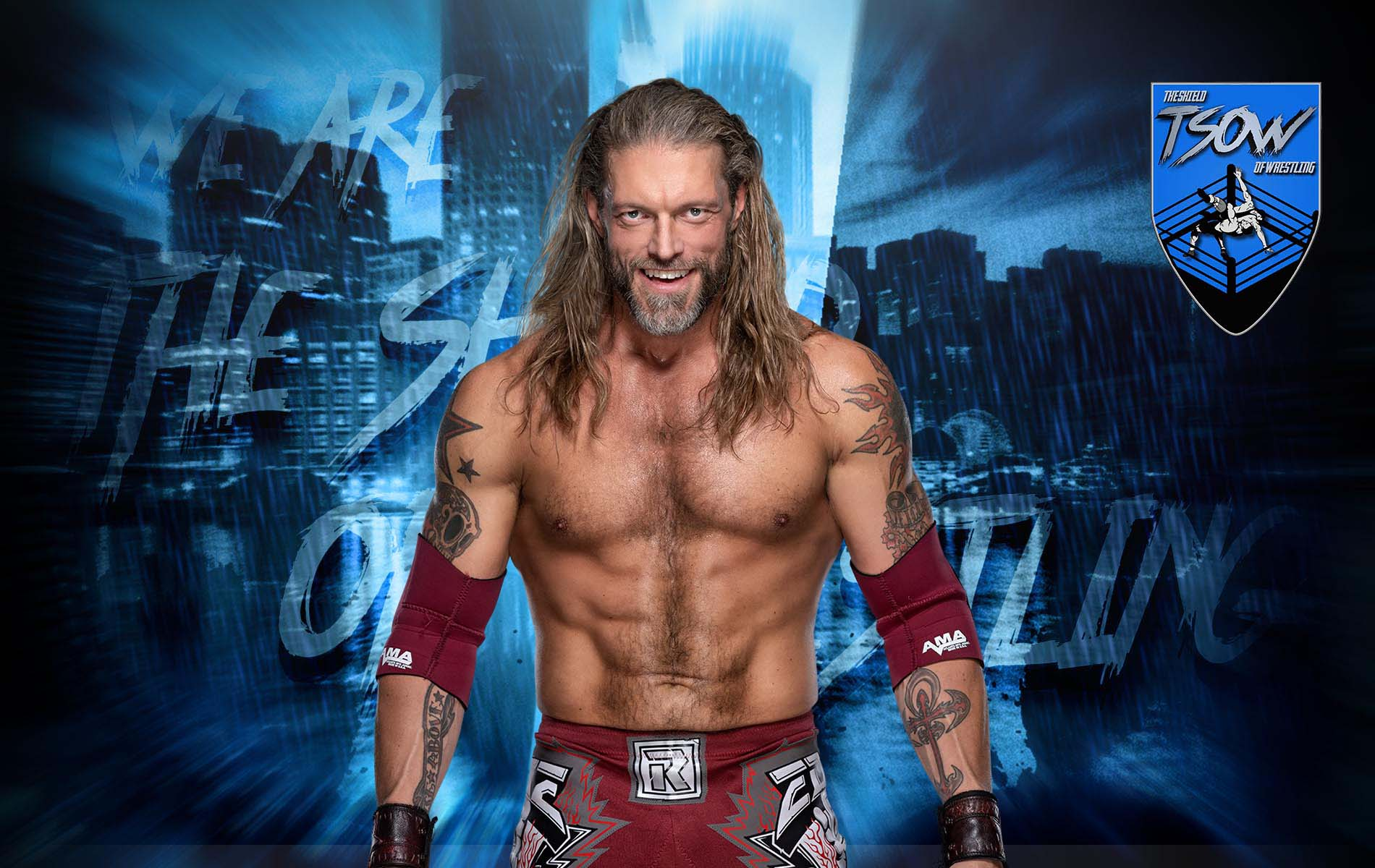 Edge racconta del match con Mick Foley di WrestleMania 22