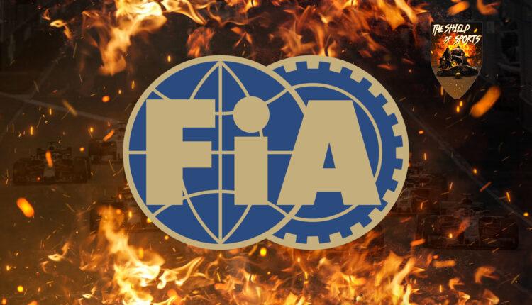 Luca Corberi: la FIA conferma la squalifica per 15 anni
