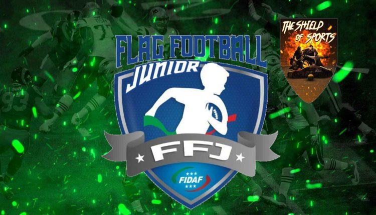 Flag Football Junior FIDAF: Si torna in campo