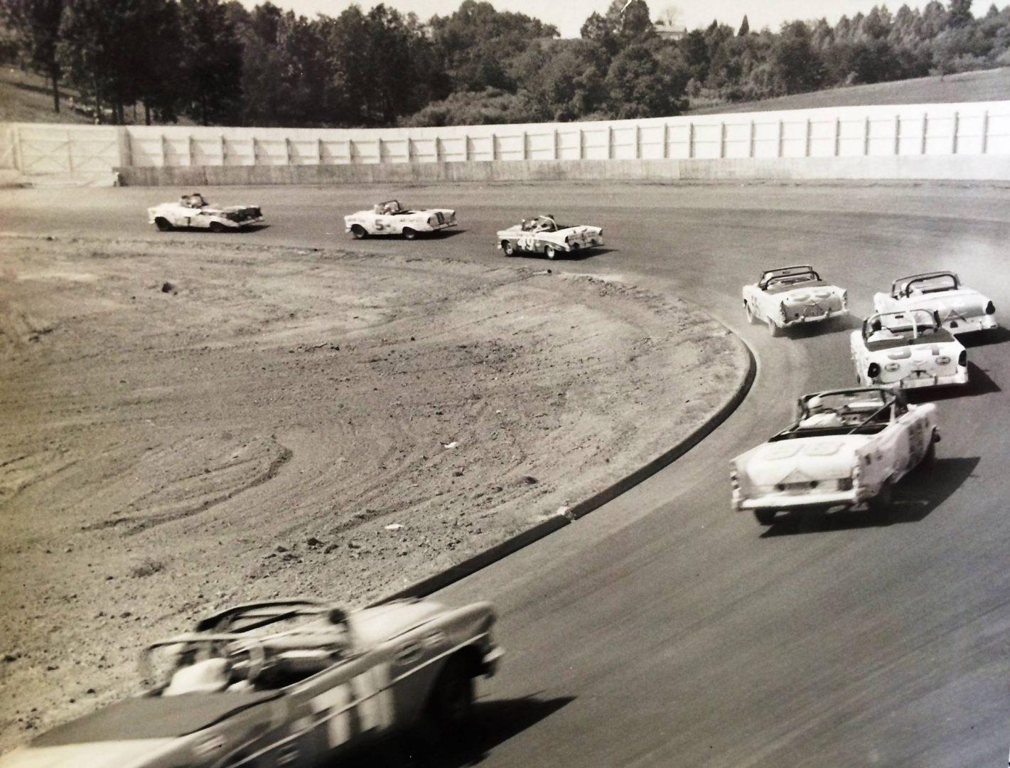 Martinsville: la NASCAR nella dimora storica