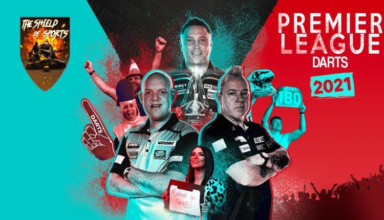 PDC Premier League Darts 2021 - Risultati Night 11