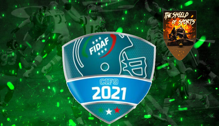 CIF9 FIDAF 2021: Vittoria a tavolino dei Pretoriani Roma