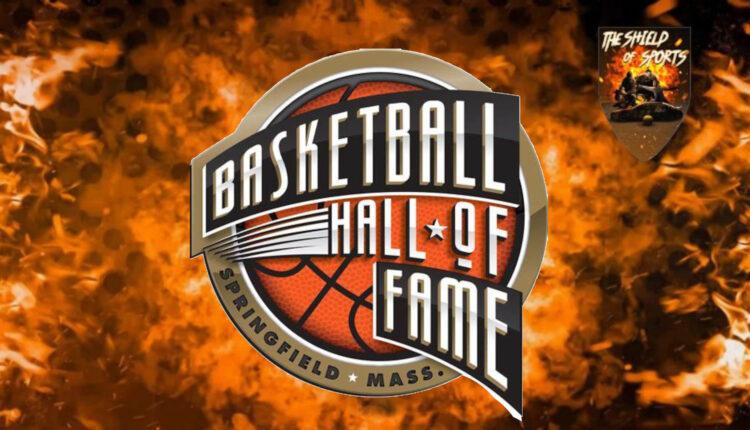 Basketball Hall of Fame: ecco la classe del 2021