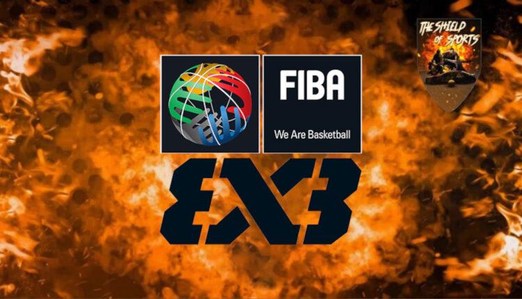 Terzo giorno delle qualificazioni olimpiche del Basket 3x3 in Austria