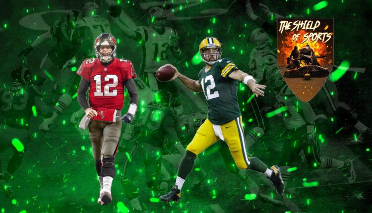Brady vs Rodgers non si ferma fuori dalla NFL
