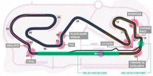 Il Circuit de Catalunya, sede del GP di Catalunya