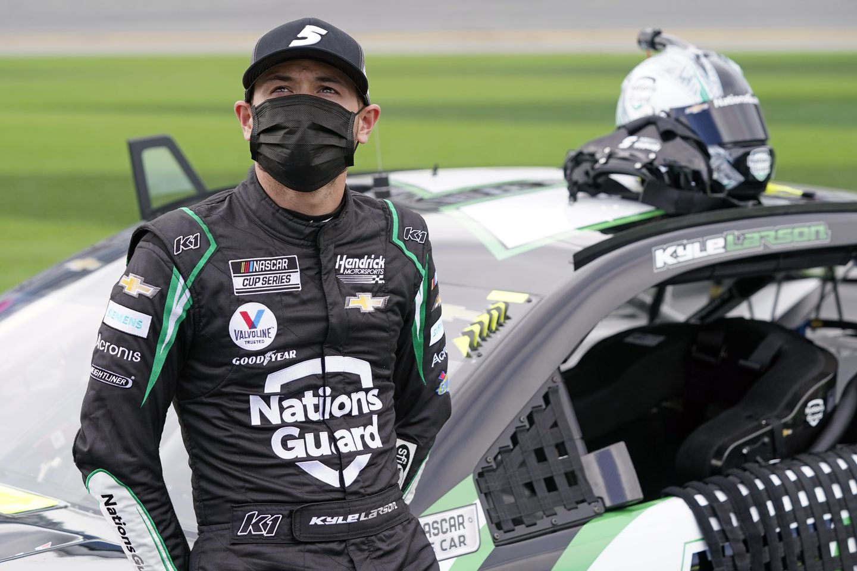Kyle Larson vorrebbe ottenere il record come ringraziamento per Hendrick Motorsports