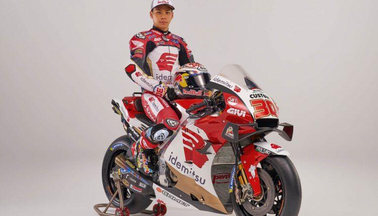 Takaaki Nakagami: a fine corsa ho pianto