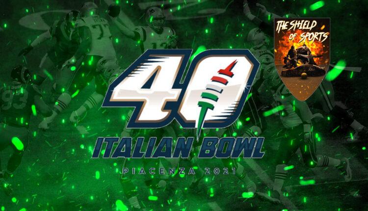Italian Bowl 2021:La cronaca scritta dell'incontro