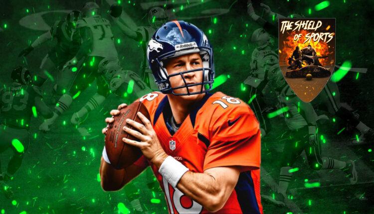 Peyton Manning entra nella Broncos Ring Of Fame
