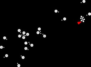 Il circuito di Baku, sede del GP dell'Azerbaijan