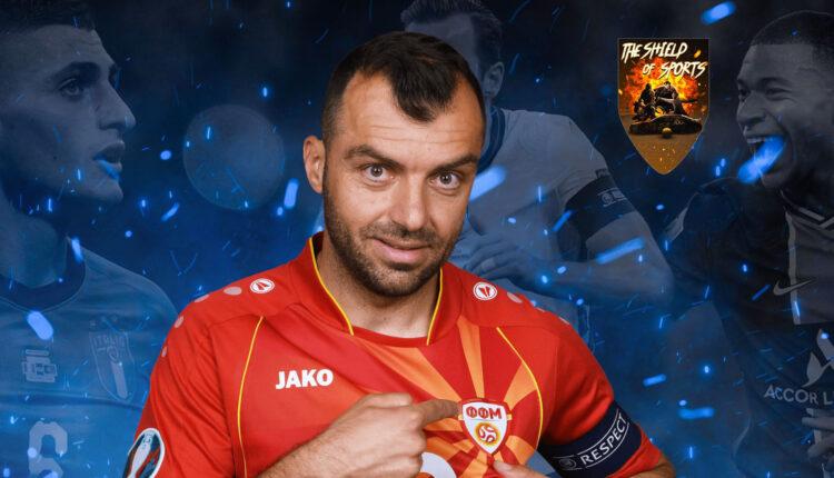 Goran Pandev dice addio alla nazionale: lacrime a EURO 2020