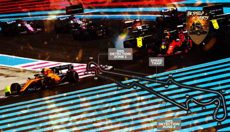 FP2 GP di Francia: Max Verstappen finisce primo