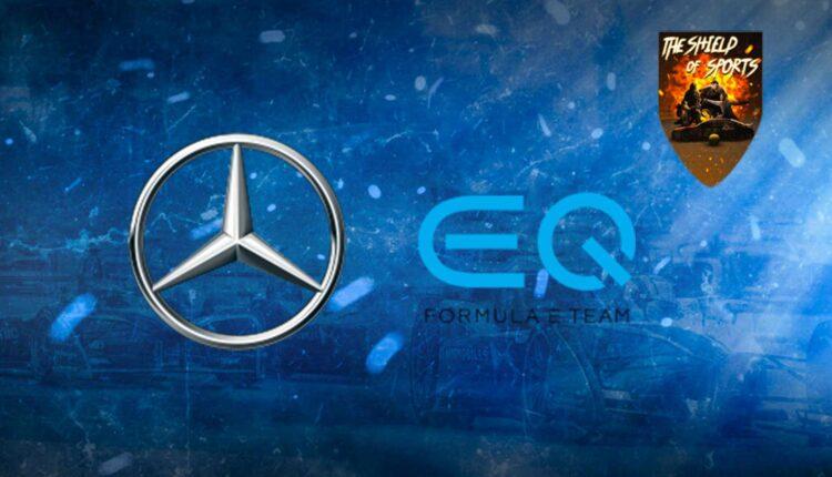 Mercedes diventa costruttore ufficiale della Formula E