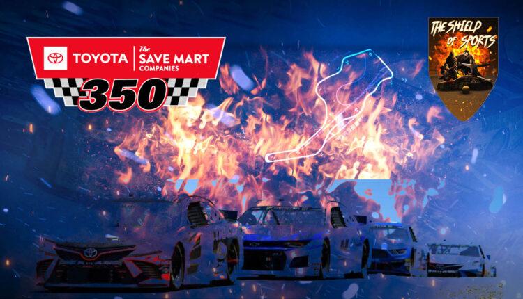 NASCAR Sonoma 6 Giugno: Anteprima Save Mart 350