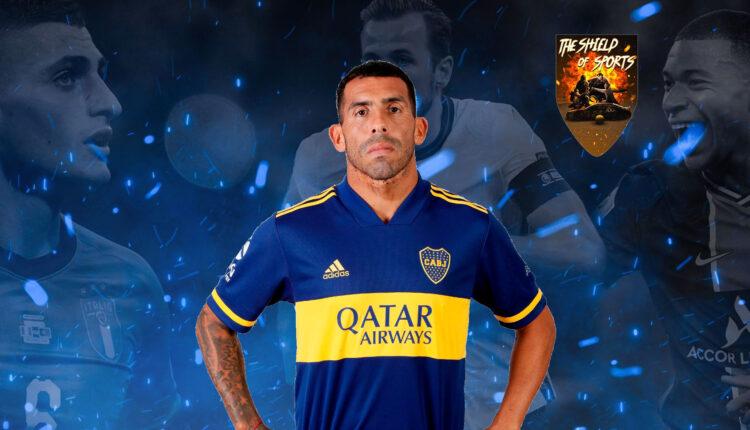 Carlos Tevez lascia il Boca Juniors
