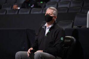 Danny Ainge lascia la presidenza dei Celtics