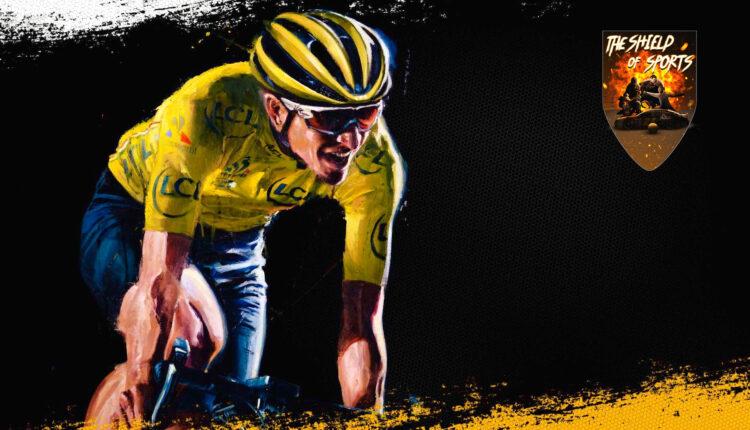 Patrick Konrad vince la sedicesima tappa del Tour De France 2021