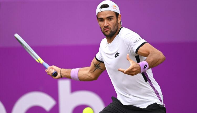 Matteo Berrettini perde contro Djokovic a Wimbledon 2021