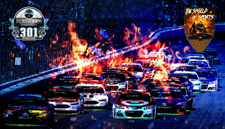 NASCAR: Aric Almirola fa sua la Foxwoods 301