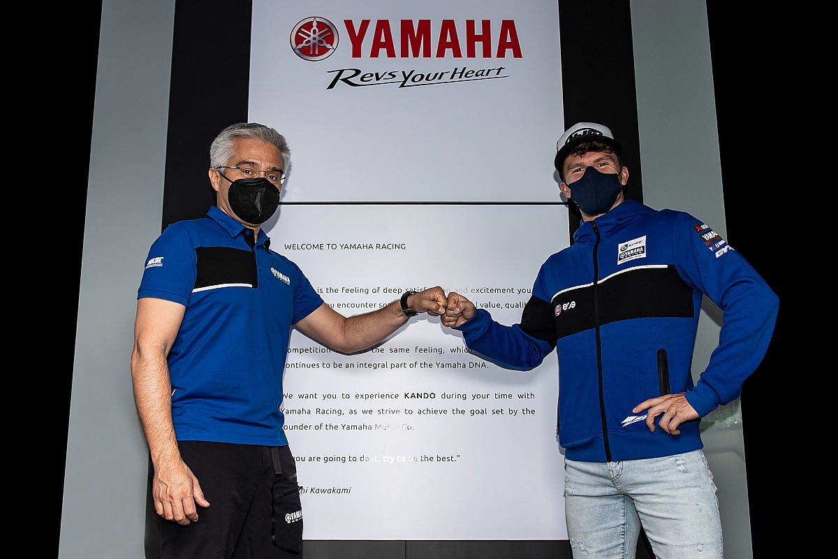 Garrett Gerloff rinnova con Yamaha per il 2022!