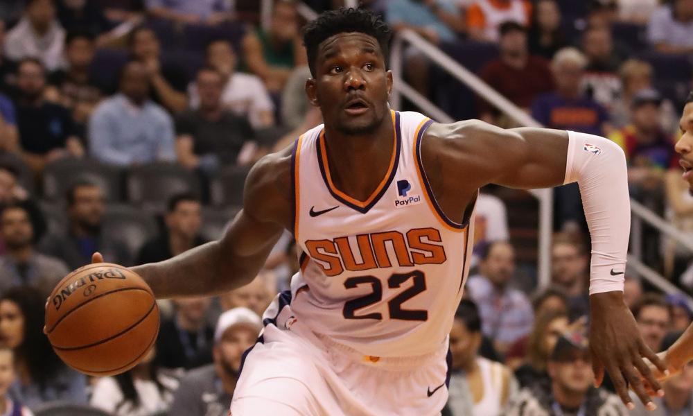DeAndre Ayton è risultato decisivo per i Suns
