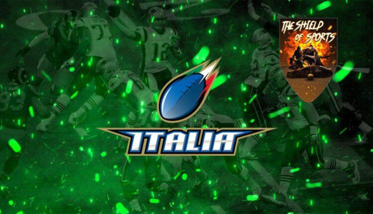 La Nazionale Italiana FIDAF si prepara per il match con la Francia