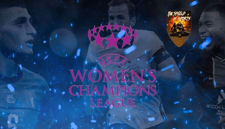La UEFA Women's Champions League sarà una esclusiva di DAZN